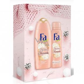 Fa Divine Moment sprchový gél 250 ml + dezodorant sprej 150 ml, kozmetická sada