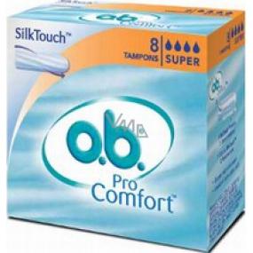 ob Pre Comfort Super tampóny 8 kusov