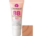 Dermacol Magic Beauty Cream hydratační BB krém 8v1 odstín Shell 30 ml