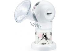 Nuk Luna elektrická komfortní odsávačka mléka s vyšší účinností 1 kus