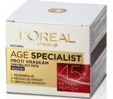 Loreal Paris Age Specialist 45+ nočný krém proti vráskam 50 ml