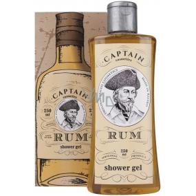 Bohemia Gifts & Cosmetics Rumová kosmetika sprchový gel v krabičce s rumovým aroma 250 ml