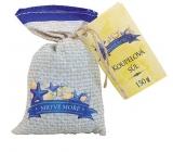 Bohemia Gifts & Cosmetics Dead Sea Mrtvé moře s extraktem mořských řas a solíe koupelová sůl v plátěném sáčku 150 g