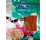 Dr. Clauders Country Line Králik plátky sušeného mäsa pre psov 170 g