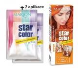 Marion Star Color smývat.bar.na vlasy 2x35ml Orange 1607
