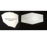 Sada náhradných filtrov s nanovlákennou membránou 10 kusov