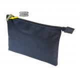 Natalia Angers Kozmetická kabelka na zips stredná modrá 19 x 13,5 cm NA03