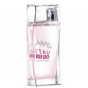 Kenzo L Eau Kenzo Pour Femme Hyper Wave toaletní voda pro ženy 100 ml Tester