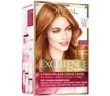 Loreal Paris Excellence Creme farba na vlasy 7.43 blond medená zlatá