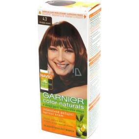 Garnier Color Naturals barva na vlasy 4,3 hnědá zlatá