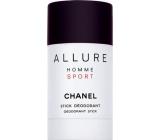 Chanel Allure Homme Sport deodorant stick pro muže 75 ml