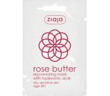 Ziaja Kvet ruže pleťová maska pre všetky pleti 7 ml