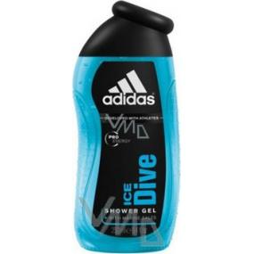 Adidas Ice Dive sprchový gél pre mužov 250 ml