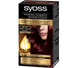 Syoss Oleo Intense Color barva na vlasy bez amoniaku 4-23 Burgundská červeň