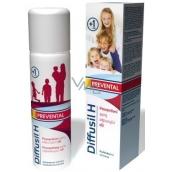 Diffusil H preventalu preventnivní sprej odpudzujúce vši 150 ml
