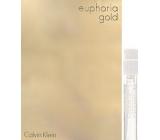 DÁREK Calvin Klein Euphoria Gold parfémovaná voda pro ženy 1,2 ml s rozprašovačem, Vialka