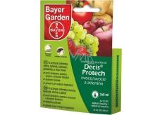 Bayer Garden Decis Protech insekticid ovoce a zelenina 2 x 5 ml