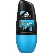 Adidas Ice Dive 48h kuličkový antiperspirant deodorant roll-on pro muže 50 ml