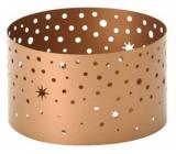 Yankee Candle Magical Christmas kovové stínítko na svíčku malou Classic