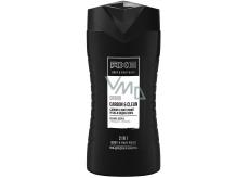 Axe Urban Carbon & Clean 2in1 sprchový gél na telo aj vlasy pre mužov 250 ml