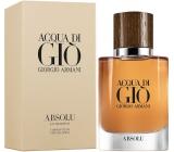 Giorgio Armani Acqua di Gio Absolu toaletná voda pre mužov 125 ml