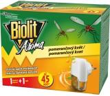 Biolit Aroma Elektrický odpařovač s vůní pomeranče proti komárům 45 nocí strojek + náplň 27 ml
