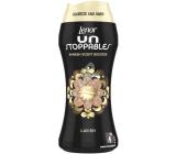 Lenor Unstoppables Lavish vonné perličky do práčky dodávajú prádlu intenzívnu sviežu vôňu až do ďalšieho prania 210 g