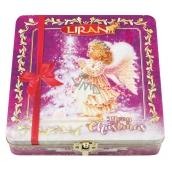 Liran Vianočné balenie čiernych čajov Anjel, 4 príchute á 10 x 2 g