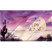 Essence Epic Sunset paletka očných tieňov