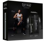 Str8 Rise dezodorant sprej pre mužov 150 ml + sprchový gél 250 ml, kozmetická sada