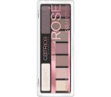 Catrice The Dry Rosé Collection Eyeshadow Palette paleta očných tieňov 010 Rosé All Day 10 g
