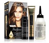 Loreal Paris Préférence farba na vlasy 5.3 Virginia Svetlá hnedá zlatá
