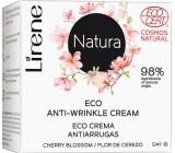 Lirene Natura Protivráskový denný krém na omladenie pleti 50 ml