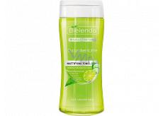 Bielenda Bouquet Nature Cucumber & Lime zmatňujúci pleťové tonikum 200 ml