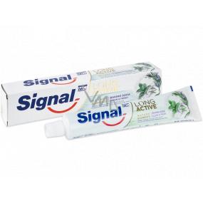 Signal Long Active Nature Elements Baking Soda zubná pasta s jedlou sódou 75 ml