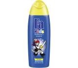Fa Kids Pirát sprchový gél pre deti 250 ml