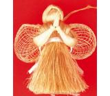Anděl se střapatou sukní 7 cm