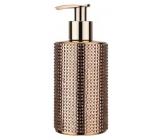 Vivian Gray Diamond Gold luxusné tekuté mydlo s dávkovačom 250 ml