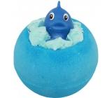 Bomb Cosmetics Ryba v oceánu - Splash! Šumivý balistik do koupele 160 g