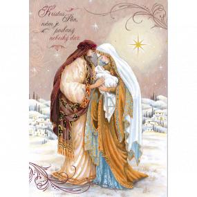 Ditipo Hracie želanie Kristus Pán, nám je poslaný nebeský dar Detský spevácky zbor Narodil sa Kristus Pán 224 x 157 mm