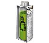 Epee Merch Star Wars - Mandalorianov sklenená fľaša so silikónovým návlekom 585 ml