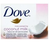 Dove Purely Pampering Kokosové mlieko a kvety jazmínu toaletné mydlo 100 g