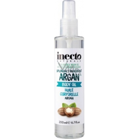 Inecto Naturals Argan vlasový olej s čistým arganovým olejem 100 ml