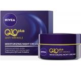Nivea Visage Q10 Plus nočný krém proti vráskam 50 ml