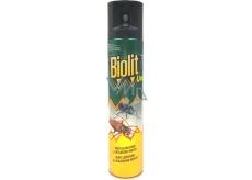 Biolit Uni proti lezúcemu a lietajúcemu hmyzu sprej 300 ml