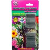 Biom Univerzálny hnojivé tyčinky pre všetky druhy izbových rastlín 30 kusov