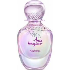 Salvatore Ferragamo Amo Ferragamo Flowerful toaletná voda pre ženy 100 ml