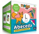 Albi V kocke! Plus Abeceda pätnásťminútová hra na precvičenie pamäti a vedomostí odporúčaný vek 4+
