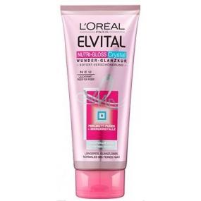 Loreal Paris Elseve Nutri Gloss Crystal zázračná starostlivosti pre oslnivý lesk vlasov 200 ml