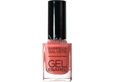 Gabriella Salvete Gel Enamel lak na nehty 07 Coral Rouge 11 ml